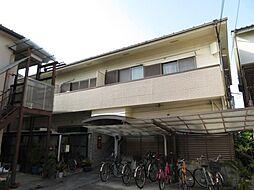 倉沢第二コーポ[203号室]の外観