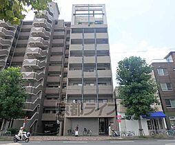 京都府京都市中京区壬生高樋町の賃貸マンションの外観