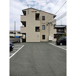 静岡県浜松市中区佐藤2丁目の賃貸マンションの外観