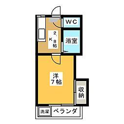 雀宮駅 2.1万円