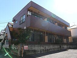 ハピネス千寿[1階]の外観