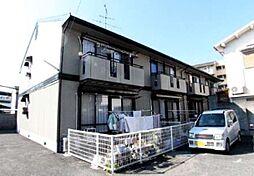 セジュール加守田[2階]の外観