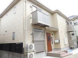 埼玉県草加市瀬崎2の賃貸アパートの外観