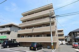 広島県広島市南区西旭町の賃貸マンションの外観