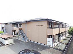 三重県伊勢市田尻町の賃貸アパートの外観