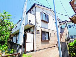 埼玉県所沢市星の宮1丁目の賃貸アパートの外観