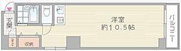 【敷金礼金0円!】大阪市営御堂筋線 心斎橋駅 徒歩7分