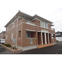長野県小諸市大字平原の賃貸アパートの外観