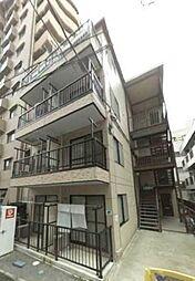 埼玉県さいたま市浦和区常盤2丁目の賃貸マンションの外観