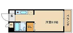 兵庫県神戸市垂水区小束山本町2丁目の賃貸マンションの間取り