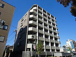 東京都小金井市本町4丁目の賃貸マンションの外観