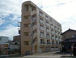 宮城県仙台市青葉区八幡3丁目の賃貸マンションの外観