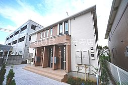 JR武蔵野線 北府中駅 徒歩13分の賃貸アパート