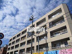 若山ビル[3階]の外観