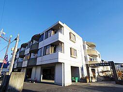 アメニティコウヤマ第8ガーデン[2階]の外観