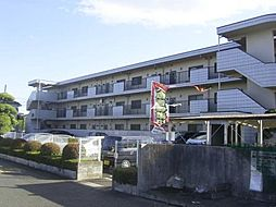 グレースマンションフジ[2階]の外観