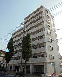 福岡県北九州市八幡東区桃園2丁目の賃貸マンションの外観