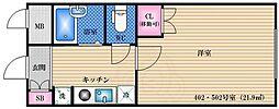 江坂駅 5.4万円