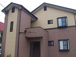 埼玉県戸田市氷川町1丁目の賃貸アパートの外観