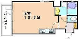 アメニティコート篠栗駅前[3階]の間取り