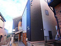 アーヴェル桜ケ丘[203号室]の外観