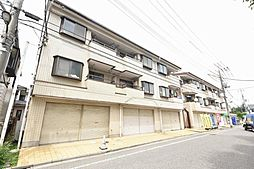 松本レジデンス[3階]の外観