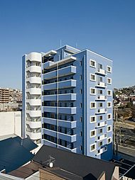 ブルースクエアー響II[8階]の外観