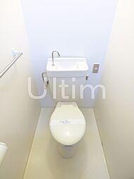 コスモハイツ新町2のトイレ