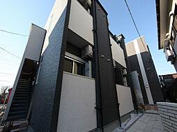 愛知県名古屋市中村区五反城町4の賃貸アパートの外観