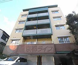 京都府京都市下京区上平野町の賃貸マンションの外観
