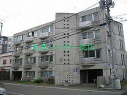 北海道札幌市東区北三十三条東15丁目の賃貸マンションの外観