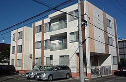 北海道札幌市東区北19条東19丁目の賃貸マンションの外観