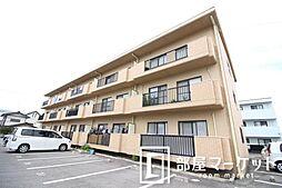 愛知県豊田市平山町6丁目の賃貸マンションの外観