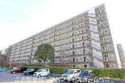 大阪府枚方市牧野北町の賃貸マンションの外観