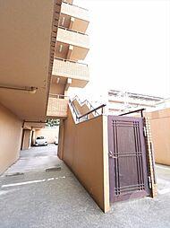 シャトレ千里[6階]の外観