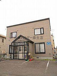 [テラスハウス] 北海道札幌市北区新琴似二条2丁目 の賃貸【/】の外観