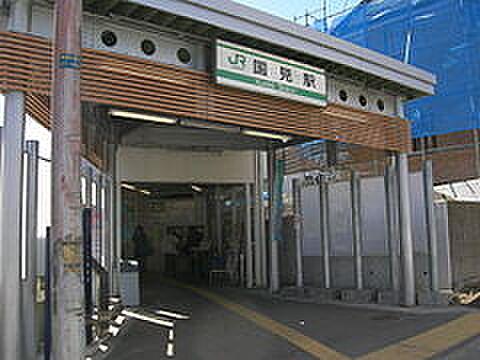 仙山線 国見駅...