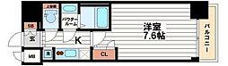 サムティ本町AGE[2階]の間取り
