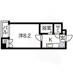 覚王山駅 4.4万円
