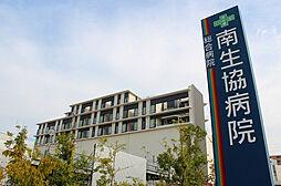 愛知県名古屋市緑区桶狭間清水山 の賃貸マンションの外観