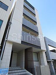 大阪府堺市堺区南旅篭町西1丁の賃貸アパートの外観