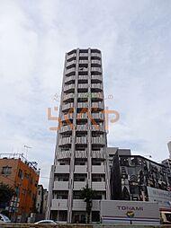 プレミアムキューブ・ジー・駒沢大学[10階]の外観