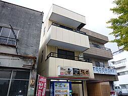 愛知県名古屋市昭和区阿由知通2丁目の賃貸アパートの外観