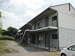 静岡県富士宮市大岩の賃貸アパートの外観