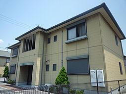 兵庫県姫路市東今宿4丁目の賃貸アパートの外観