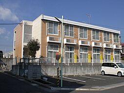 レオパレスAMORINO[1階]の外観