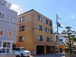 北海道札幌市東区北四十条東8丁目の賃貸マンションの外観