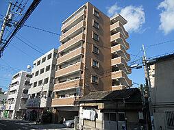愛媛県松山市松前町3丁目の賃貸マンションの外観