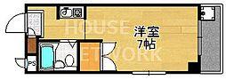 リバティハウス[305号室号室]の間取り