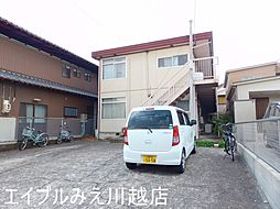 コーポ橋本[1階]の外観